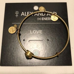 alex and ani - bracelet